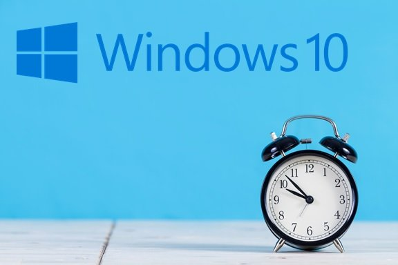 Time keeping in Windows 10