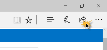 disable Share App suggestions in Windows 10