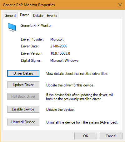Here's why Windows 10 Device Drivers are dated back to Vista RTM Date