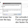 Use Capture2Text to quickly convert screen portion to plain text