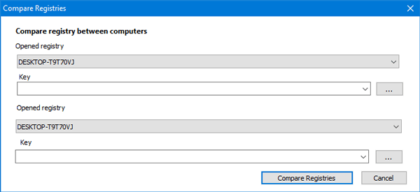 RegCool is an advanced Registry Editor software for Windows 10/8/7