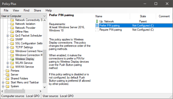 Add Group Policy Editor to Windows Home Editions