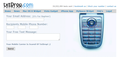 Best websites to send unlimited SMS to mobile