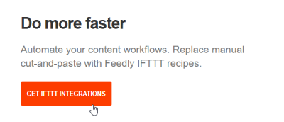 Feedly tips and tricks