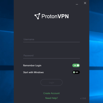 ProtonVPN free VPN service lets you encrypt your connection