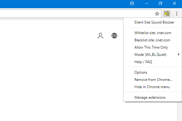 turn off Sound in auto-playing Video