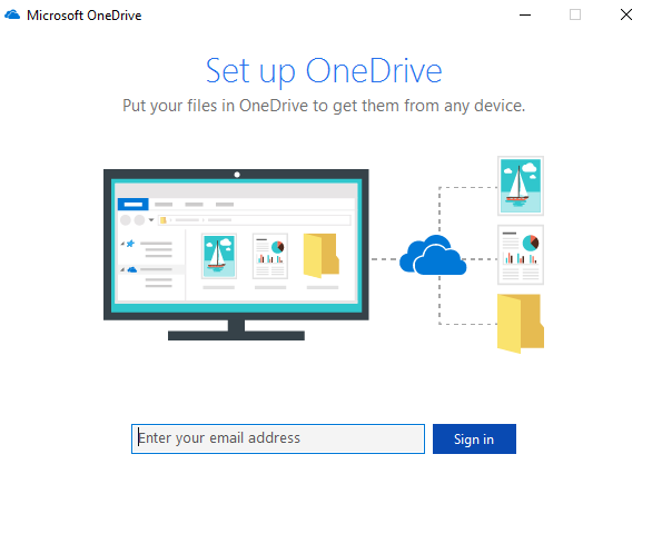 OneDrive Files On-Demand in Windows 10
