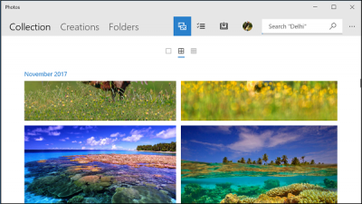 Story Remix Editor in Photos app
