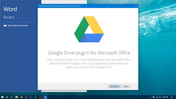 Add Dropbox, Google Drive and Box as Microsoft Office online Save locations
