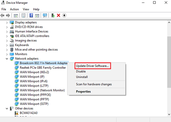 Problem With Wireless Adapter Or Access Point