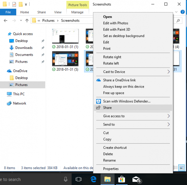 File Explorer Trips and Tricks for Windows 10