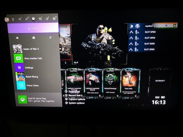 take, share, delete and manage Screenshots on Xbox One