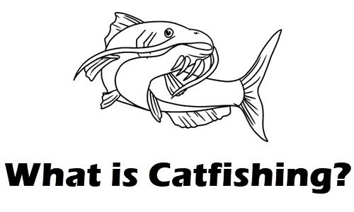 Catfish mean in online dating