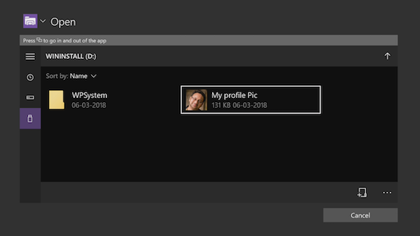 How To Set Use A Custom Image As Gamerpic On Xbox One