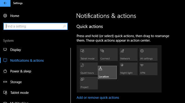 Control & reduce Notifications in Windows 10