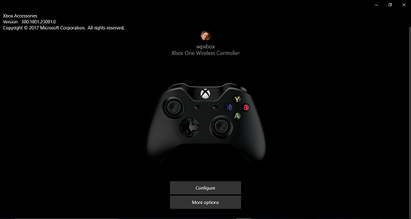 Remap Xbox One Controller buttons