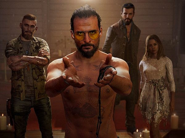 Far Cry 5 Xbox One game review