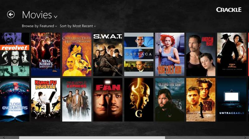 Watch free Movies online legally