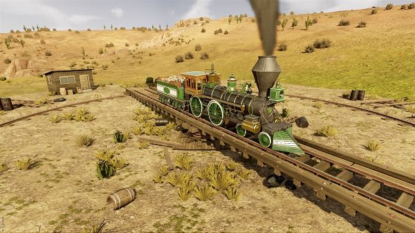 Railway Empire Xbox One game review
