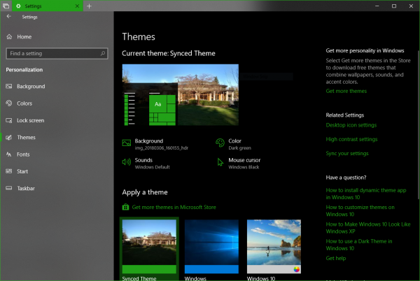 Windows Desktop Background Changes By Itself Automatically