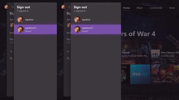 Xbox Fortnite Account Email And Password How To Create And Manage Xbox Guest Account On The Console