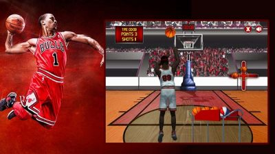 Top 5 free basketball game apps for Windows