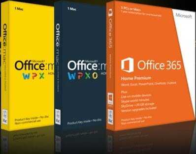 Office for Mac vs Windows