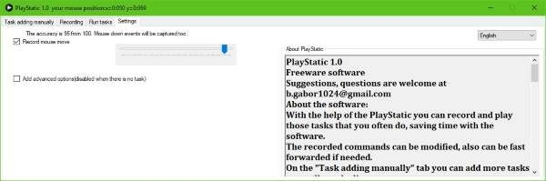 Automate your repetitive computer work with PlayStatic
