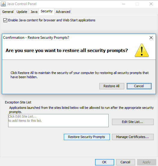 Java security: Tips for using Java securely