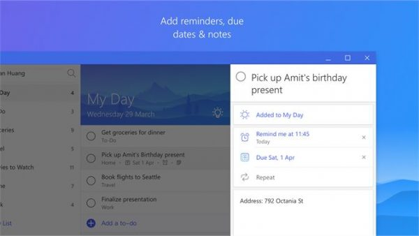 To-Do list apps for Windows 10