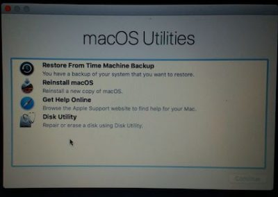 remove Boot camp services from Windows on Mac