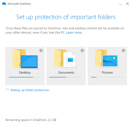 Setting Up Folder Protection with KFM