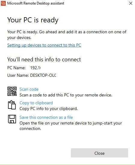 Connect iPhone to Windows 10 PC