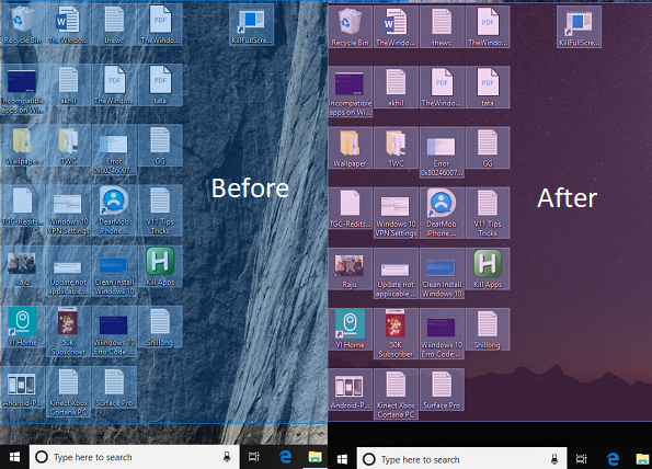 change translucent Selection Box Rectangle color Windows 10