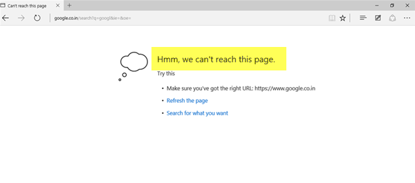 Microsoft Edge and Store apps not connecting to internet after October Update