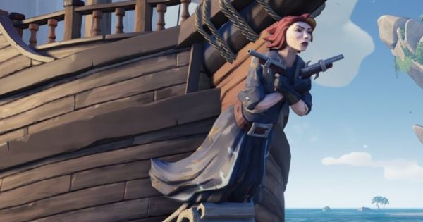 How to get Sea of Thieves Huntress Figurehead