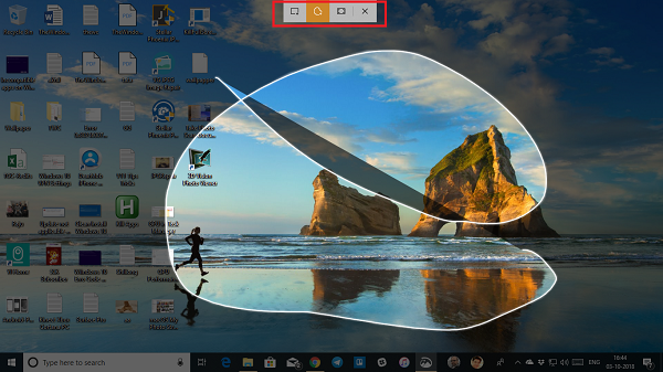 Snip Snap Editing Tools Windows 10