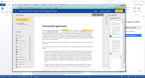 Productivity Add-ins for Microsoft Word
