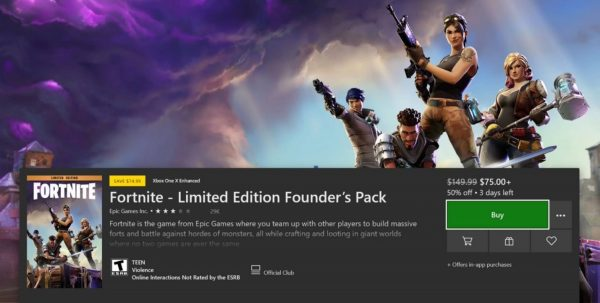 Wish List and Shopping Cart in Microsoft Store