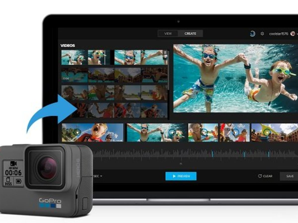 Top 5 Free Gopro Editing Software For Windows 10