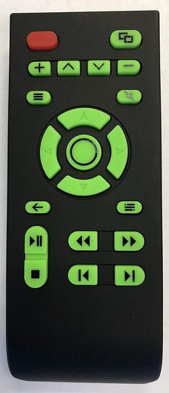 Replaced Xbox One Media remote