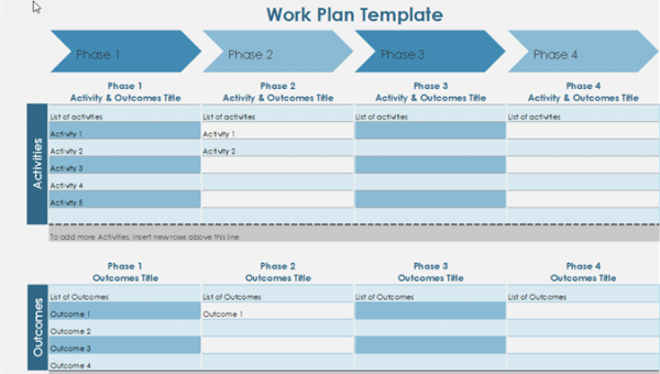 Free Excel Project Timeline Template from www.thewindowsclub.com