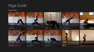 best free windows 10 yoga apps for beginners