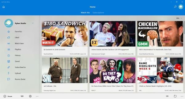 Best 4 Youtube Apps On The Microsoft Store For Windows 10