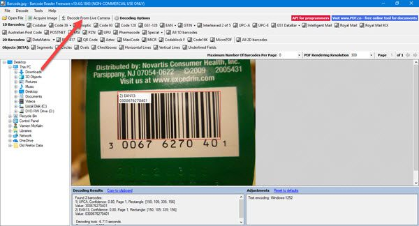 t brand feel for a lot of developers to create a barcode app when it tin give the axe ByteScout BarCode Reader makes scanning barcodes a breeze