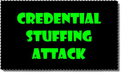 Credential Stuffing Attack