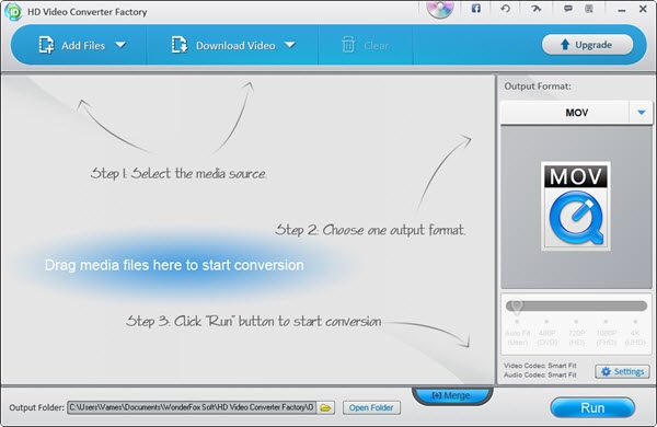 convert mov to mp4 free software download