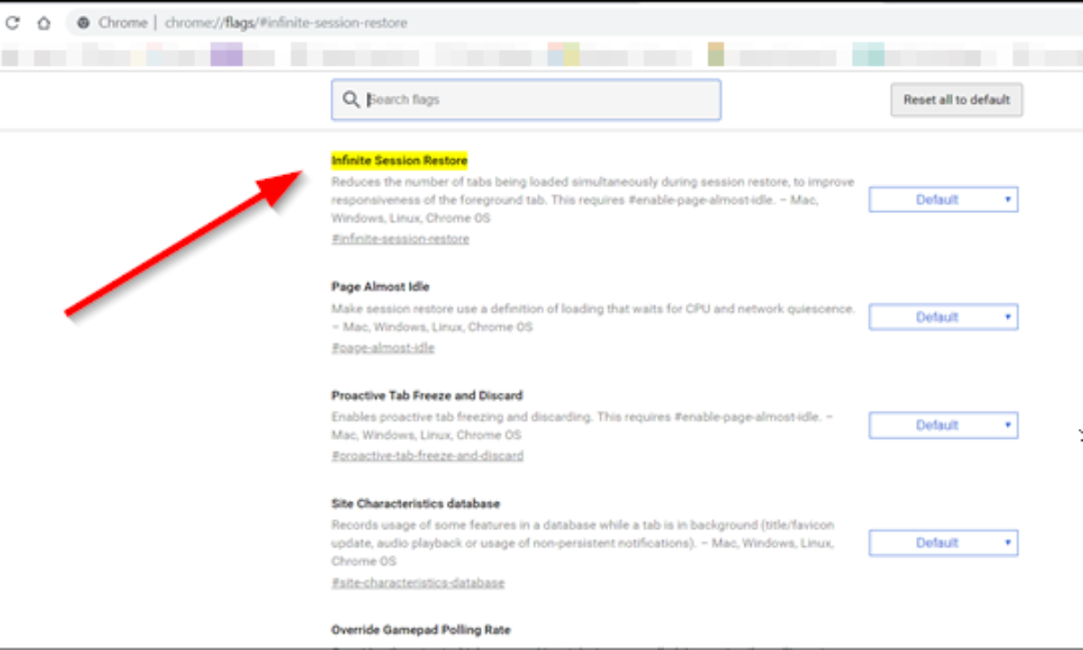 How To Improve Session Restore Responsiveness In Google Chrome
