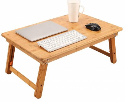 While nosotros normally house laptops on written report tables or desktop tables Best Laptop Tables to purchase online