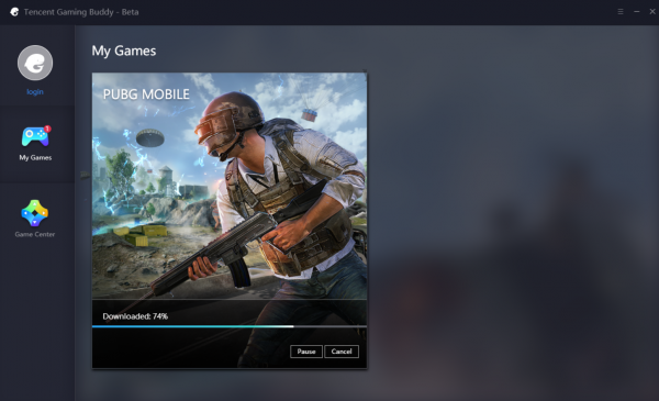 has started to transcend away i of the nearly famous too successful games of the twelvemonth Download Tencent Gaming Buddy PUBG Mobile emulator for PC
